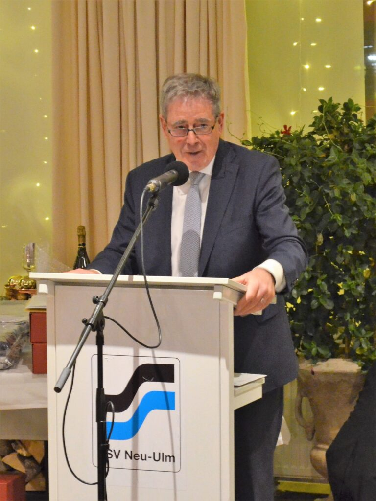 Read more about the article Jahres- und Ehrungsfeier 2019