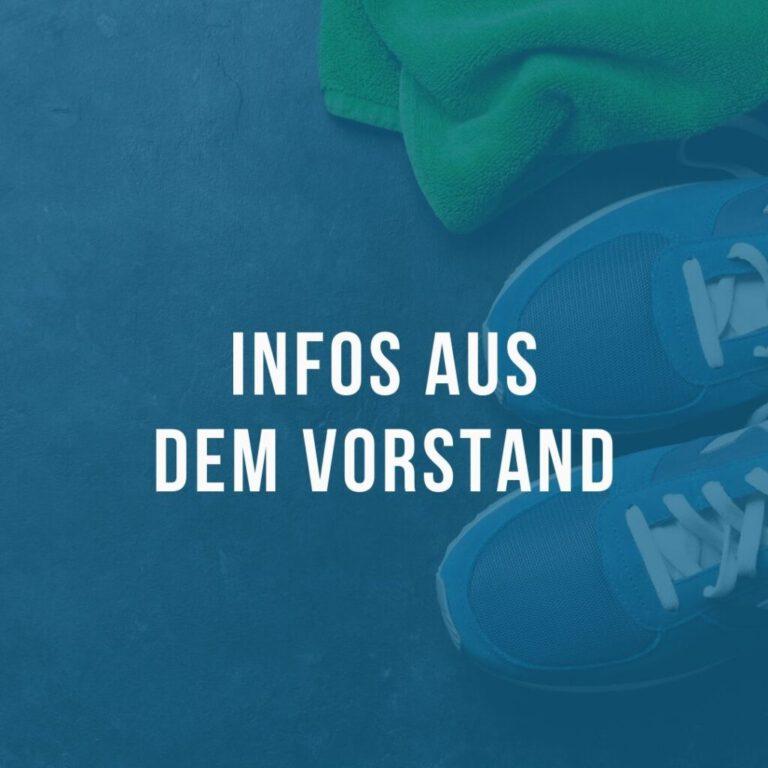 Read more about the article Nachricht unseres Vorsitzenden Manfred Janssen